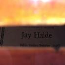 Jay Haideの手製ヴィオラ 395mm