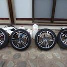 86 BRZ 純正ホイール タイヤセット
