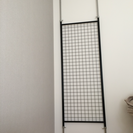 壁面収納ネット