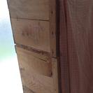 りんご箱 レトロ アンティーク 棚