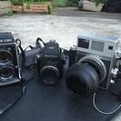 マミヤフィルムカメラ色々