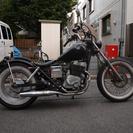 Honda rebel サビ 34000キロ走行
