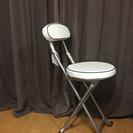 折り畳み椅子 三脚で値引き‼︎