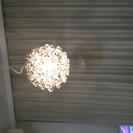 エレガントな照明器具★寝室、リビングに最適です★