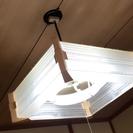 ペンダントライト (ランプ付き‼︎)