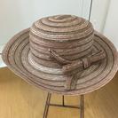 アルプスカワムラ茶系天然草木の帽子
