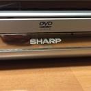 SHARP DVDプレイヤー DV-SF60