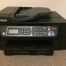 新品。EPSON複合機