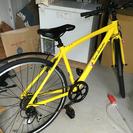 トニーノランボルギーニ自転車(黄色)未使用