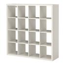 【半額】IKEA イケヤ KALLAX ユニットシェルフ ホワイト