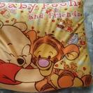 【美品】Baby Poohビーズクッション