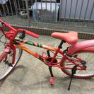 コカコーラ自転車2012