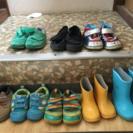 14〜15size靴