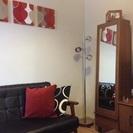 交渉中◆美品◆レトロモダンの家具5点セット(本棚2つ、テレビボード...
