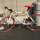 DEEPER/ロードバイク/後輪パンク/2015年12月購入