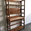 (0円)木製本棚