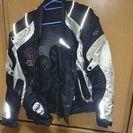 エアバック付 バイク用ジャケット