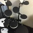 Roland電子ドラム アイアンコブラのペダル付き