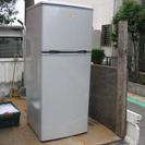 2010年128L2ドア冷蔵庫 難あり 中古