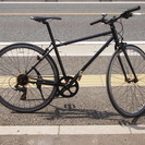 お買い上げ有難うございましたOSSO クロスバイク 自転車