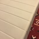 ニトリ組み立て式マットレスベッド。7月2日AM受け取りに来て頂ける方