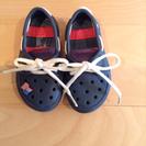crocs デッキシューズ c7 14cm