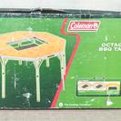 大人数キャンプ用に/八角形テーブル・グリルセット可/コールマン