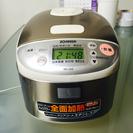 【取引完了】炊飯器(ZOJIRUSHI、NS-LA05、3合炊き、...