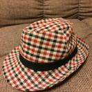 ほぼ新品!帽子
