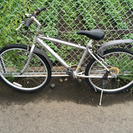 無印良品・マウンテン自転車