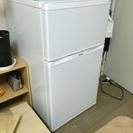 ハイアール2015年式冷蔵庫91L