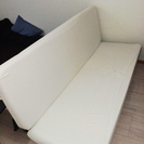 IKEA(イケア) EXARBY 3人掛けソファベッド, ブラット...