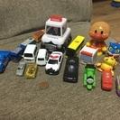 おもちゃ 車 アンパンマン 大工セット おまけ商品 などなど