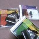 グランドピアニストの専用カートリッジ3本