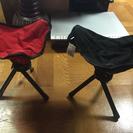 三脚 折りたたみ椅子