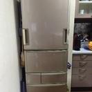 3ドア冷蔵庫 2000製造