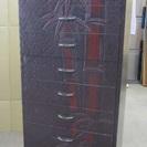 【鎌倉彫】10段◆収納棚◆小箪笥◆小物入れ◆引き出し◆レトロ