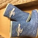 女児用長靴20.0cm