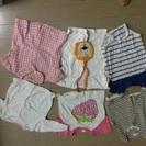 子供服70-80サイズ16着で400円!