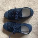 新品未使用品の靴  Lサイズ