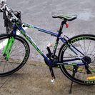 新品ロードバイク
