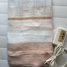 電気毛布(敷き毛布)