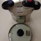 【交渉中】家庭用圧力鍋 ルミナスプラス 6リットルタイプ