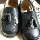 一度のみ使用の革靴✨14㌢七五三