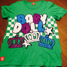 baby doll Tシャツ