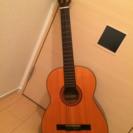 値下げしました!木製ギター? 中古・メーカー寺田楽器。