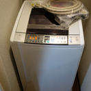日立 13年製全自動洗濯乾燥機 ビートウォッシュBW-D8PV