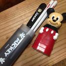 ミッキー☆箸とスプーンセット