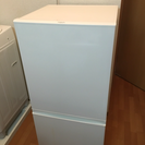 AQUA160L冷蔵庫譲ります!価格交渉可