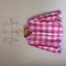 H&M ボタンダウンシャツ  サイズ2t